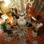 lampadario antico di Murano